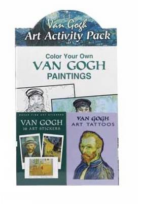 Van Gogh Art Activity Pack by Dover Publications Inc