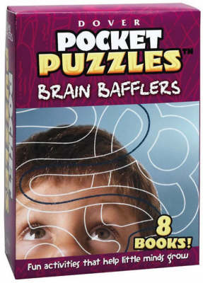 Brain Bafflers by Dover Publications Inc