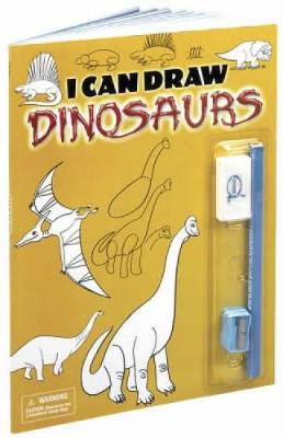 I Can Draw Dinosaurs by Barbara Soloff-Levy