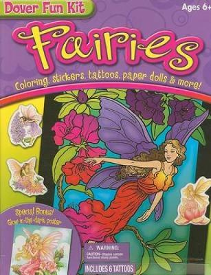 Fairies Coloring, Stickers, Tattoos, Paper Dolls & More! by Darcy May