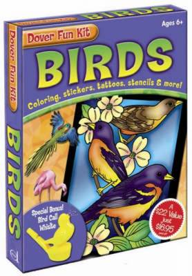 Birds by Dover Publications Inc