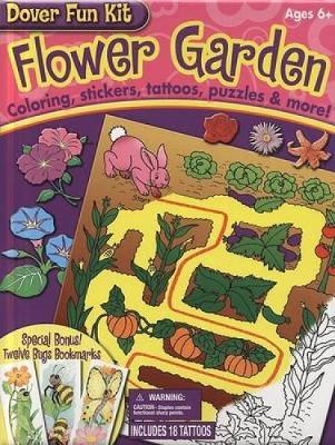 Flower Garden by Dover Publications Inc