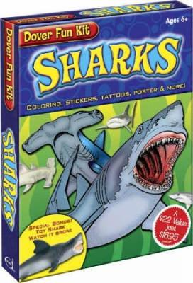 Sharks by Dover Publications Inc