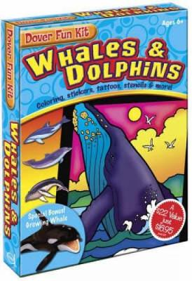 Whales and Dolphins by Dover