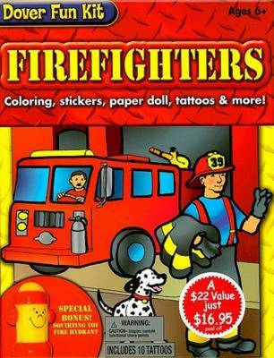 Firefighters by Dover Publications Inc