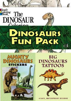 Dinosaurs Fun Pack by John Green