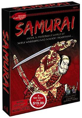 Samurai Discovery Kit by Dover Publications Inc