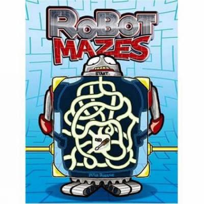 Robot Mazes by Peter Donahue