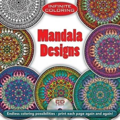 Mandala Designs by Martha Bartfeld, Alberta Hutchinson