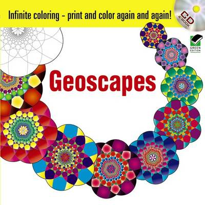 Infinite Coloring Geoscapes by David Hop