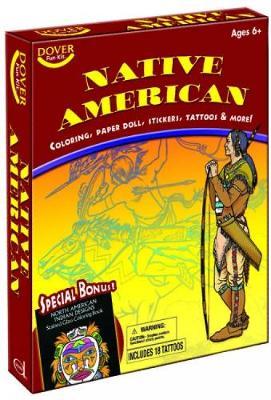 Native American Fun Kit by