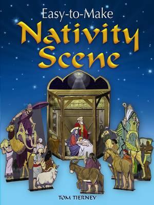 Easy-to-Make Nativity Scene by Tom Tierney