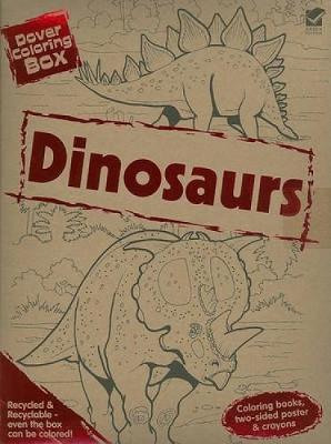 Dover Coloring Box: Dinosaurs by