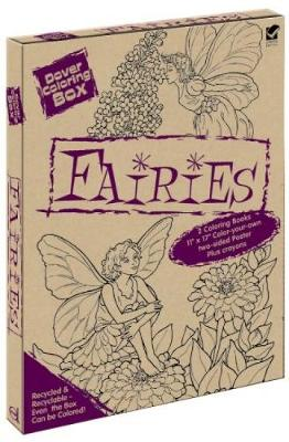 Dover Coloring Box: Fairies by Dover Publications Inc