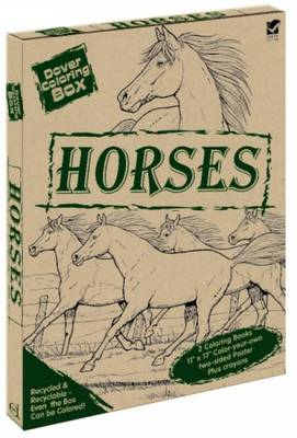 Dover Coloring Box: Horses by Dover Publications Inc