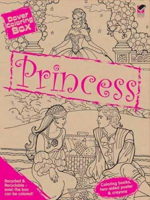 Dover Coloring Box -- Princess by Dover