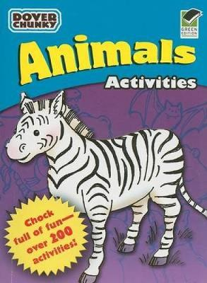 Animals Activities by Dover Publications Inc