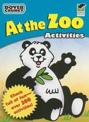 At the Zoo Activities by Dover Publications Inc