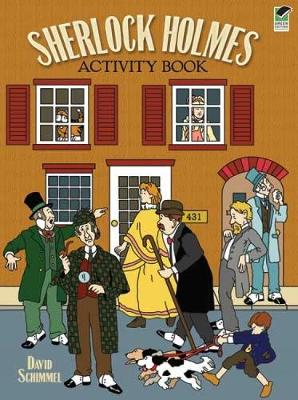Sherlock Holmes Activity Book by David Schimmel