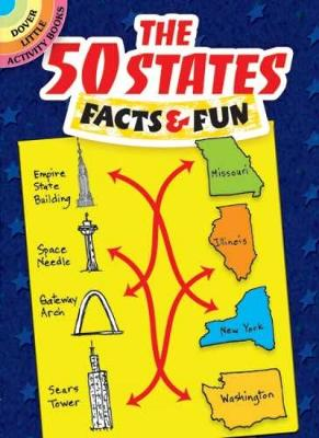 The 50 States Facts & Fun by Viki Woodworth