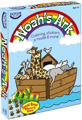 Noah's Ark Fun Kit by Dover