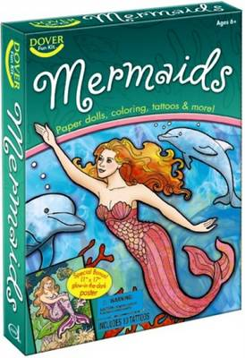 Mermaids by Dover Publications Inc