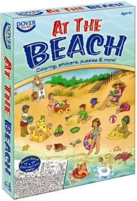At the Beach Fun Kit by Kits for Kids, Sea Life