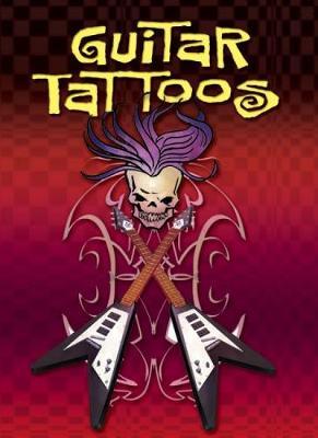 Guitar Tattoos by Scott Altmann
