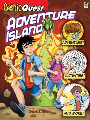 ComicQuest Adventure Island by Cherie Zamazing