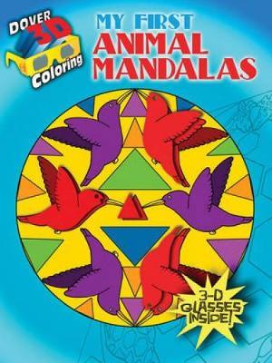My First Animal Mandalas by Anna Pomaska