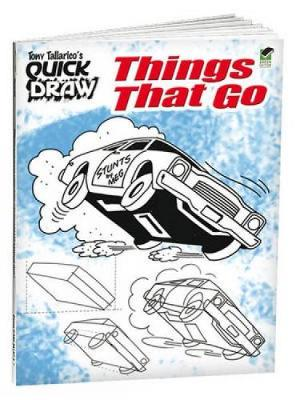 Things That Go by Tony Tallarico