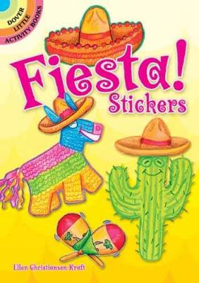 Fiesta! Stickers by Ellen Kraft