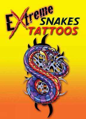 Extreme Snakes Tattoos by George Toufexis