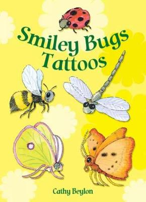 Smiley Bugs Tattoos by Cathy Beylon