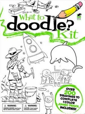 What to Doodle? Kit by Chuck Whelon