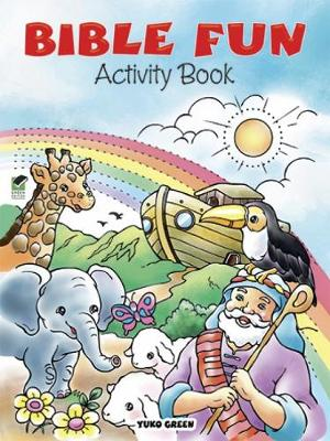 Bible Fun Activity Book by Yuko Green
