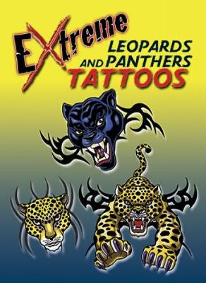 Extreme Leopards and Panthers Tattoos by George Toufexis