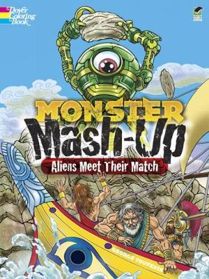 Monster Mash-Up - Aliens Meet Their Match by George Toufexis