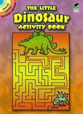 Little Dinosaur Activity Book by Anna Pomaska