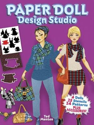 Paper Doll Design Studio by Ted Menten