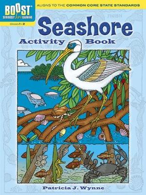 BOOST Seashore Activity Book by Patricia J. Wynne