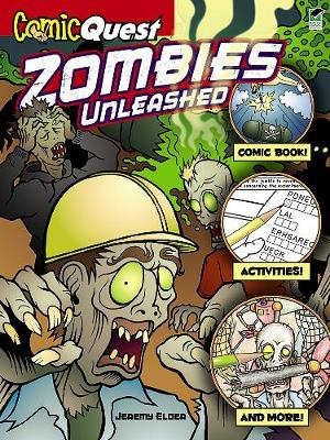 ComicQuest Zombies Unleashed by Jeremy Elder