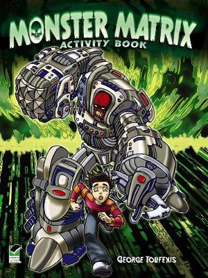 Monster Matrix Activity Book by George Toufexis