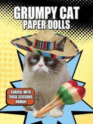 Grumpy Cat Paper Dolls by Grumpy Cat