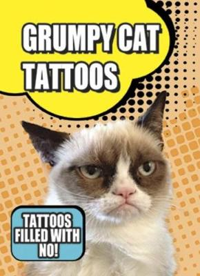 Grumpy Cat Tattoos by Grumpy Cat