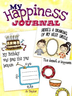 My Happiness Journal by Jo Taylor