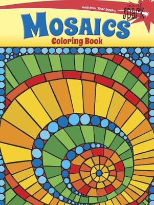Spark - Mosaics Coloring Book by Jessica Mazurkiewicz