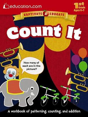 Count it A Workbook of Patterning, Counting, and Addition by Education.com