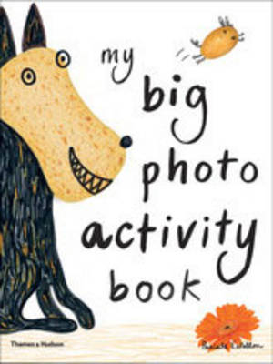 My Big Photo Activity Book by Pascale Estellon