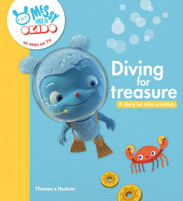 Diving for Treasure A Story for Mini Scientists by Okido